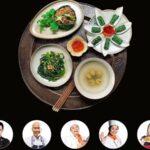 Diễn viên Bảo Thanh và MC Phan Anh dẫn livestream ra mắt kênh Mâm Nhà cùng các siêu đầu bếp của Masterchef Việt Nam