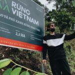 Hà Anh Tuấn chính thức công bố dự án cộng đồng Rừng Việt Nam