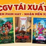 Rạp CGV tại TP. Hồ Chí Minh hoạt động trở lại từ ngày 1/3