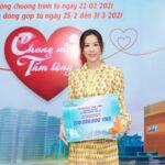 Hoa hậu Thu Hoài ủng hộ 200 triệu mua Vaccine ngừa Covid-19