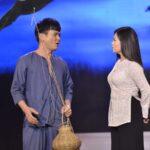 Dương Hồng Loan, Lâm Hùng vừa hát vừa diễn hài trong lần đầu kết hợp tại Gala nghệ thuật Cười Xuyên Việt