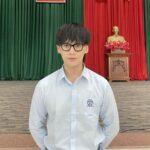 Nguyễn Trần Trung Quân xúc động khi được chọn ra đến huyện đảo Trường Sa và Nhà giàn DK-1 công tác cùng đoàn đại biểu Hà Nội